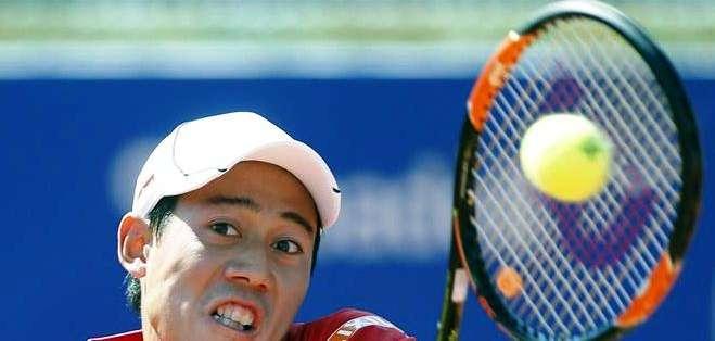 Kei Nishikori, busca nuevamente el título en Barcelona (Foto: EFE)