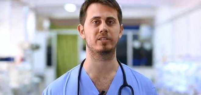 AUSTRALIA. Los medios de comunicación australianos lo identificaron como Tareq Kamleh, un médico formado en Adelaida (sur).