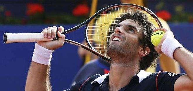 Pablo Andújar, tenista español (Foto: EFE)