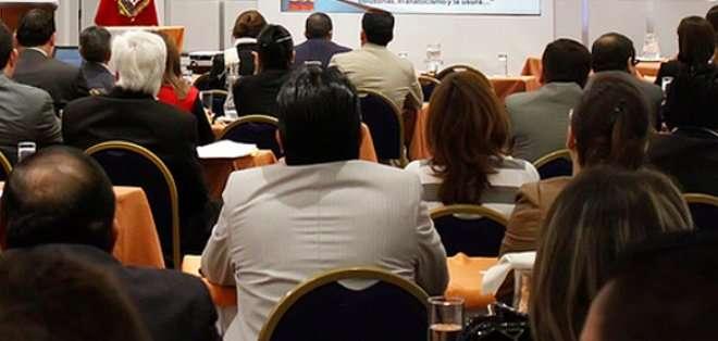 ECUADOR. Según Serrano, los funcionarios amenazados trabajan en casos de contrabando relacionados al tráfico de productos y combustibles.