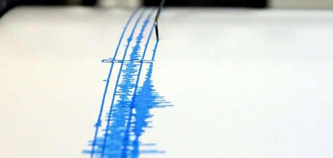 ECUADOR. La Secretaría de Gestión de Riesgos (SGR) indicó en Twitter que el movimiento no generó alerta de tsunami.