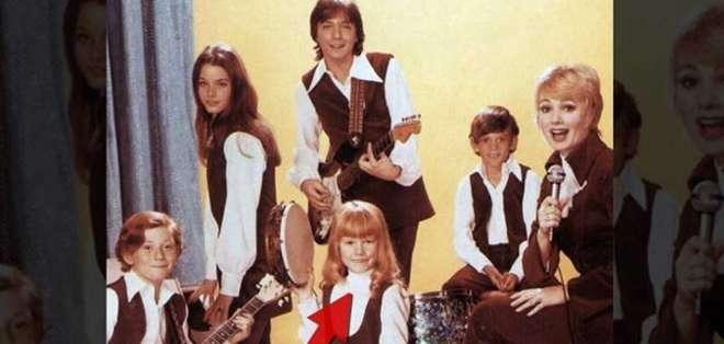 """Suzanne Crough interpretó a la pequeña Tracy Partridge en la exitosa serie de los 70's """"La Familia Partridge""""."""
