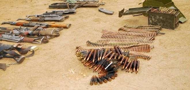 El número de rehenes liberadas en los últimos días muestra la magnitud de los raptos de Boko Haram. Foto: AFP.