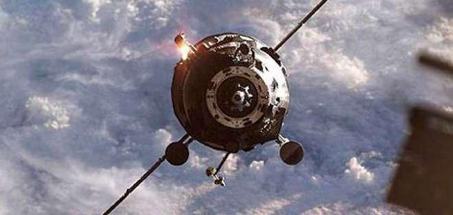 Una herramienta digital ahora permite seguir el destino de la nave de carga Progress M-27.