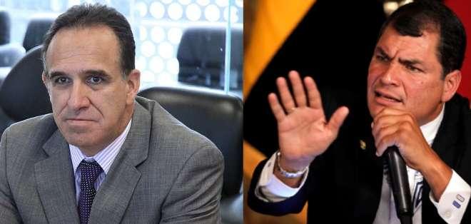 """""""Ramiro González fue un gran amigo, no comparto su actuación política, ni la de Avanza, me parece oportunista, pero él fue un muy buen ministro"""", dijo el mandatario."""