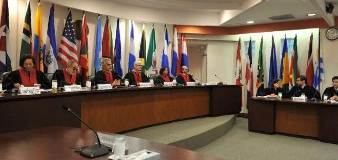 La CIDH admitió y acumuló 59 casos de condenados por terrorismo que pretenden ser liberados e indemnizados por el estado peruano.