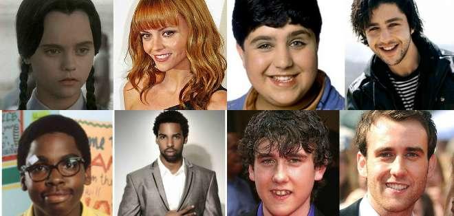 Se trata de celebridades que luego de ser íconos infantiles en películas y series luego se transformaron en adultos sexys.