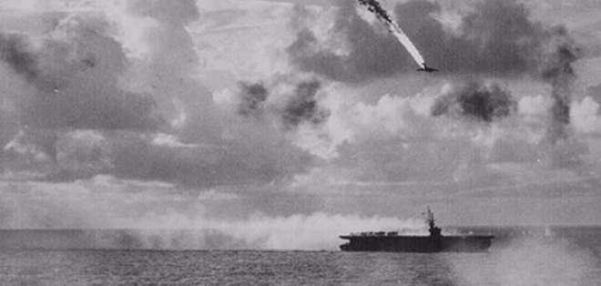 Entre el 25 de octubre de 1944 y el 15 de agosto de 1945, día de la derrota japonesa, cerca de 4.000 nipones murieron a los mandos de sus aviones.