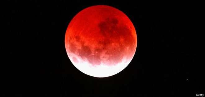 Es habitual escuchar a gente echando la culpa de eventos extraños a la luna llena.