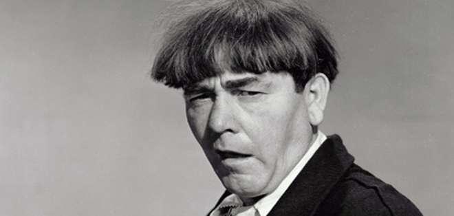 """EE.UU.- """"Moe"""" falleció victima de un cáncer de pulmón el 4 de mayo de 1975. Fotos: Web"""
