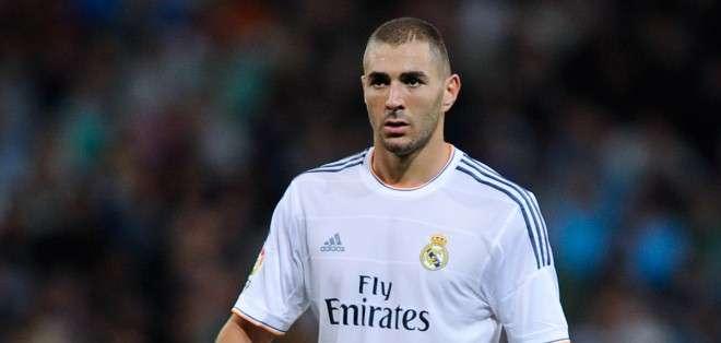 Karim Benzema, no estará en el partido de Turín (Foto: Internet)