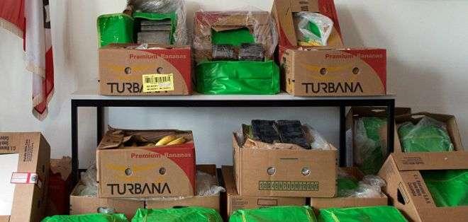El cargamento de cocaína, de 386 kilos, es el más grande incautado en la historia de Berlín.