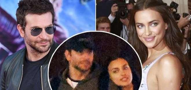 El actor y la modelo se juntaron en la fiesta posterior a la gala de los Met organizada por Rihanna.