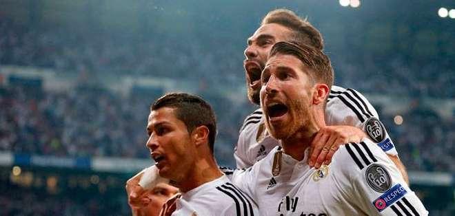 El equipo merengue alcanza un valor de 3.263 millones de dólares, según la publicación. Foto: Real Madrid