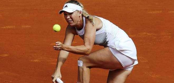 Wozniacki es una de las principales jugadores de la WTA (Foto: EFE)