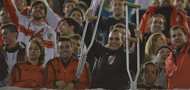 ARGENTINA.- La revancha se jugará el jueves 14 de mayo en el estadio La Bombonera. Fotos: EFE