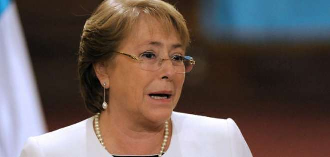 El ministro de Relaciones Exteriores, Heraldo Muñoz, fue el único ratificado por la presidenta. Foto: AFP