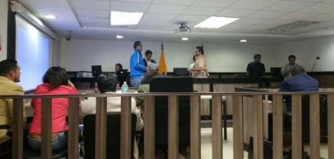 Tres personas fueron detenidas hoy en Guayaquil por este caso.