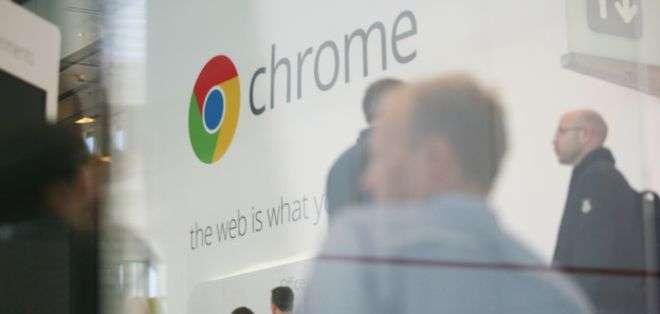 Se estima que Chrome tiene 750 millones de usuarios.