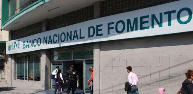 IMBABURA.- La institución que reemplazará al BNF será BanEcuador. Foto: Archivo Ecuavisa.com.