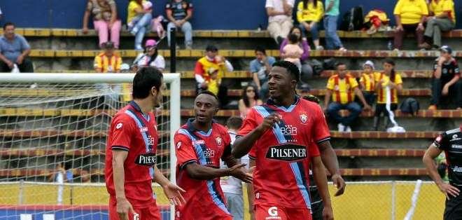 QUITO.- Ambos equipos empataron 1-1 en el encuentro disputado en el estadio Atahualpa.  Fotos: API.