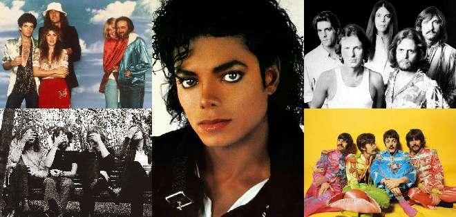 Más de la mitad de los discos que aparecen en esta lista son de rock. Foto: Ecuavisa.com