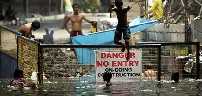 FILIPINAS. Un total de 3.802 personas o 1.029 familias están evacuadas en Cagayan y la vecina provincia de Isabela.