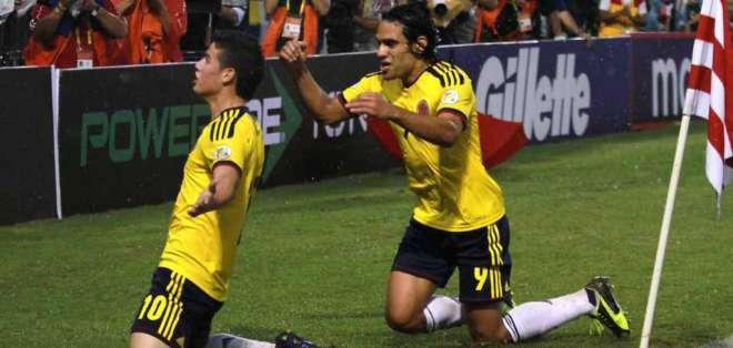 Colombia hace parte, junto con Venezuela, Brasil y Perú, del Grupo C de la Copa América.