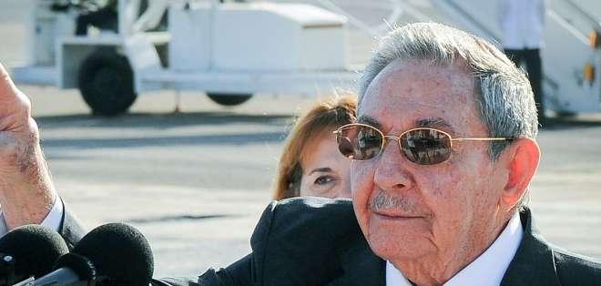Ambos países podrán designar embajadores después de que Washington retire a Cuba de la lista de promotores del terrorismo, el 29 de mayo. Fotos: AFP.