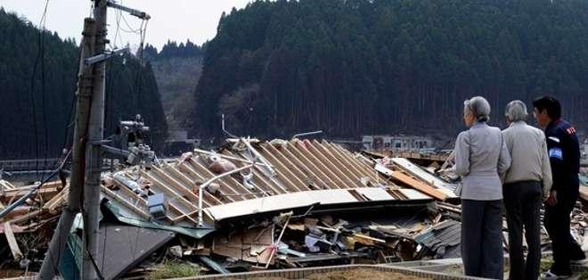 JAPÓN.- No se registran daños importantes en las zonas afectadas, según la Agencia Meteorológica nipona.  Foto: Web.