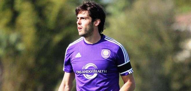 Kaká en su equipo de los Estados Unidos (Foto: Internet)