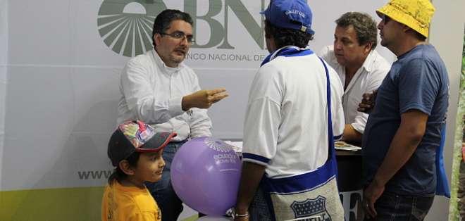 BanEcuador iniciará sus operaciones en seis meses, es decir, en noviembre.