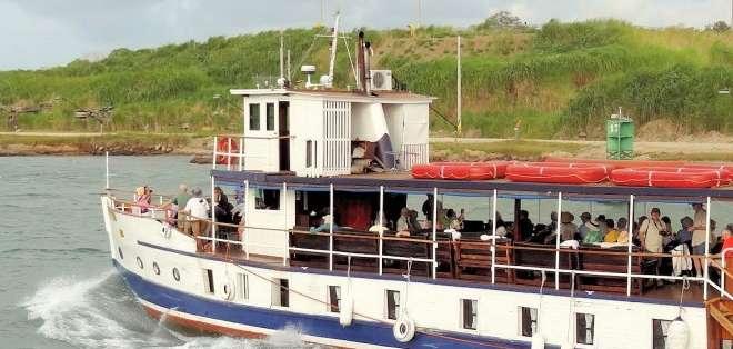 PANAMÁ.- Desde el 2003, pertenece a una empresa panameña que se dedica a hacer recorridos por el Canal de Panamá y por la Bahía. Foto: Internet