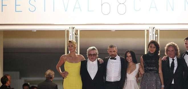 """FRANCIA.- 19 filmes compiten para alcanzar la """"Palma de Oro"""", el máximo galardón. Fotos: EFE"""