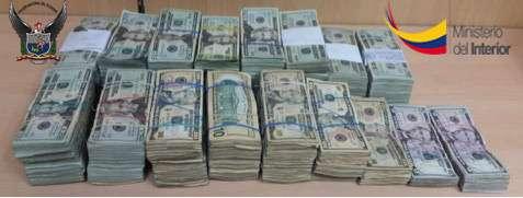 Los secuestradores pedían como rescate 1 millón de dólares al esposo de la ciudadana china. Fotos: Ministerio del Interior.