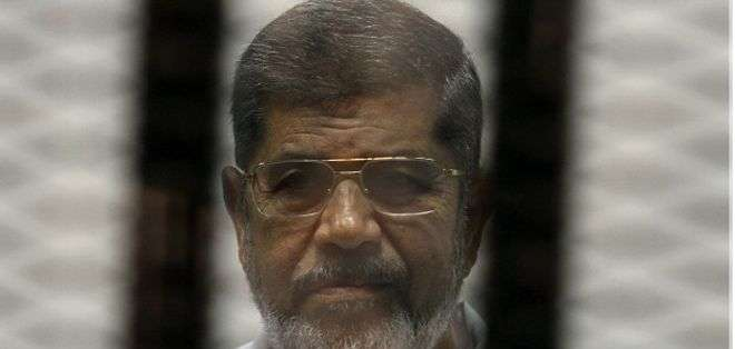 El expresidente cumple una condena de 20 años por toturar manifestantes.