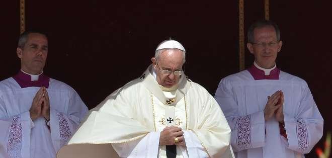 El papa Francisco declaró santas este domingo a cuatro religiosas que vivieron en el siglo XIX. Fotos: AFP