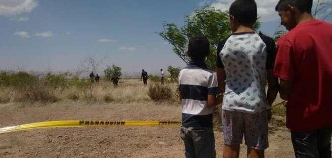 Foto referencial.- Cristopher Raymundo Márquez, la víctima, salió a jugar la tarde del jueves con un grupo de vecinos.