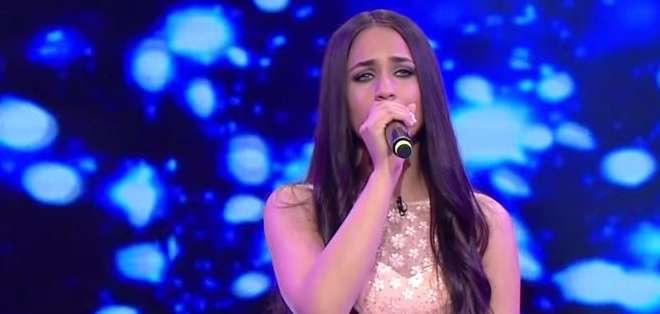La joven había sido seleccionada para el concurso en marzo pasado y recibió el respaldo de una famosa intérprete turca.