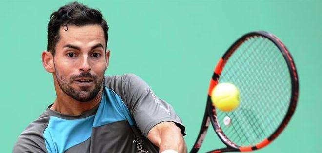 Santiago Giraldo, entre los cuatro mejores de Ginebra (Foto: EFE)
