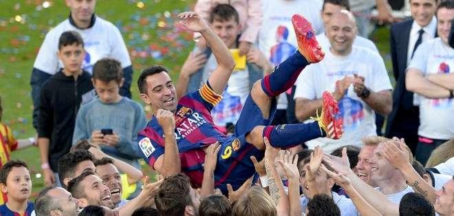 ESPAÑA.- Su próximo destino será el Al Sadd catarí, donde además de jugar se formará como entrenador. Fotos: AFP