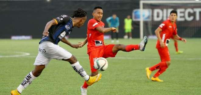 Independiente ganó en Guayaquil. Foto: API.
