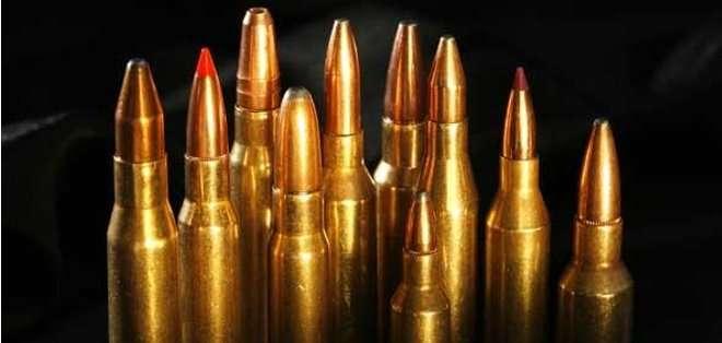SIRIA.- Los investigadores creen que las balas estaban destinadas a los rebeldes del Ejército sirio libre. Foto referencial