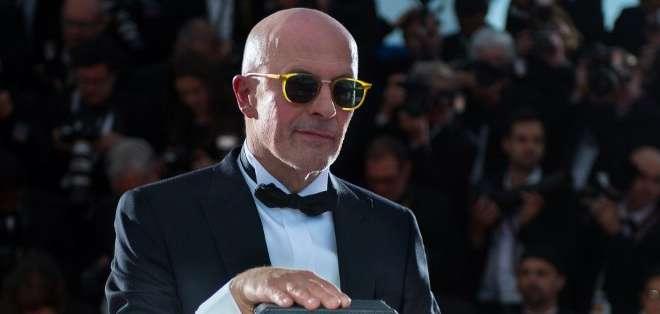 """FRANCIA.- La Palma de Oro fue para la película """"Dheepan"""" del ya laureado francés Jacques Audiard. Fotos y video: AFP"""