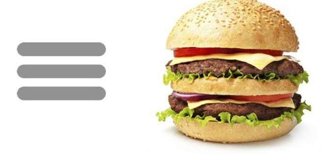 """Los expertos debaten sobre su funcionalidad en sustitución del tradicional """"menú"""" en las aplicaciones para dispositivos móviles."""