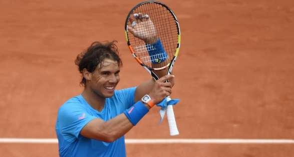 Nadal quiere su décimo Roland Garros. Foto: AFP.