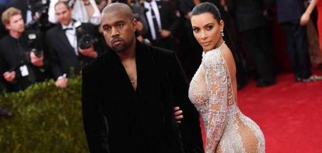 Kim y Kanye recién celebraron su primer aniversario de casados y están muy felices de estar a punto de expandir su familia.