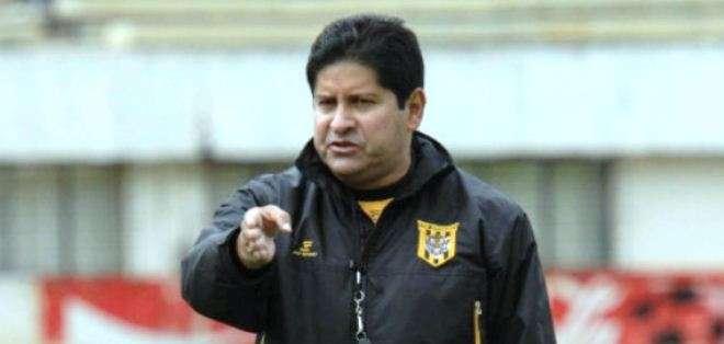 Eduardo Villegas, entrenador boliviano que estará al mando del Bolívar (Foto: Internet)