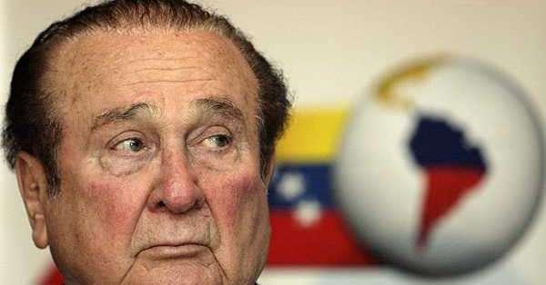 Leoz, de 86 años, está internado en una clínica de Asunción desde el 27 de mayo.