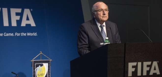 La FIFA deben definir fecha de Congreso Extraordinario. Foto: AFP.